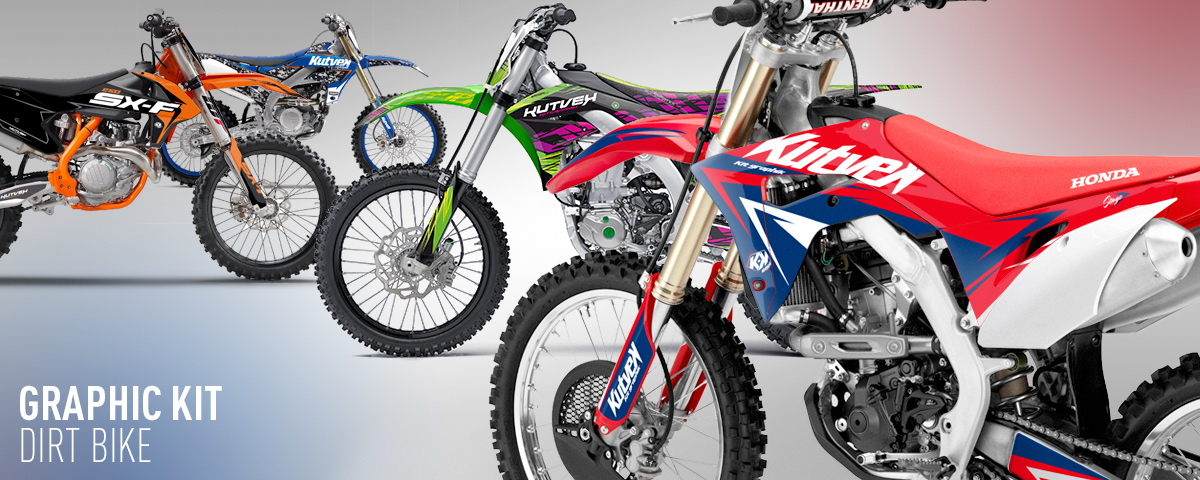Graphic Kit Decals Amp Sticker Kits For Off Road Vehicles