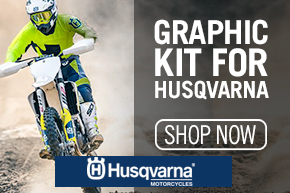 Graphic Kit HUSQVARNA