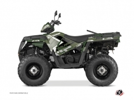 Kit Déco Quad Vintage Polaris 570 Sportsman Forest Vert 60th Anniversary