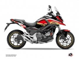 Honda NC 750 X Street Bike Run Graphic Kit Black