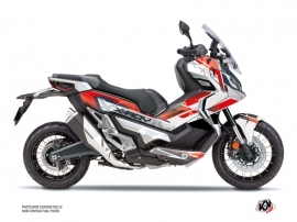 Kit Déco Maxiscooter Challenge Honda X-ADV Rouge