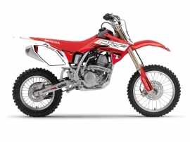 Honda 150 CRF Dirt Bike First Graphic Kit Red