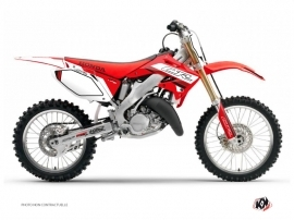 Honda 250 CR Dirt Bike First Graphic Kit Red