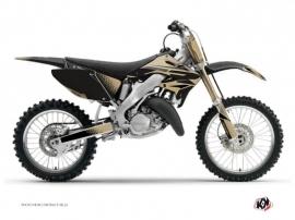 Honda 125 CR Dirt Bike Nasting Graphic Kit Sand