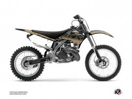 Kawasaki 250 KX Dirt Bike Live Graphic Kit Sand