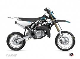 Kit Déco Moto Cross Skew Yamaha 65 YZ Gris