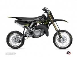 Kit Déco Moto Cross Skew Yamaha 65 YZ Kaki