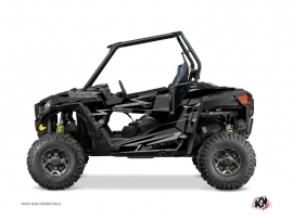 Kit Déco SSV Abstract Polaris RZR 900 S Noir Gris