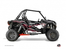 Kit Déco SSV Action Polaris RZR 1000 Rouge