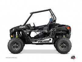 Kit Déco SSV Action Polaris RZR 900 Noir Gris