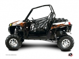 Kit Déco SSV Action Polaris RZR 900 XP Orange