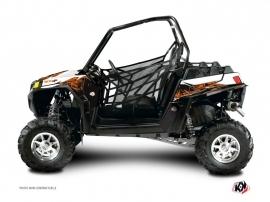 Kit Déco SSV Action Polaris RZR 900 XP Orange