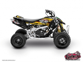 Kit Déco Quad Can Am DS 450 Adrian Mangieu 2012