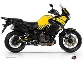 Kit Déco Moto Adventure Yamaha XTZ 1200 Super Ténéré Jaune