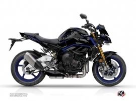 Kit Déco Moto Airline Yamaha MT 10 Noir Bleu