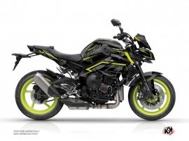 Kit Déco Moto Airline Yamaha MT 10 Noir Jaune