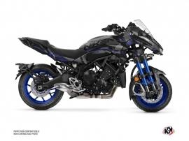Kit Déco Moto Airline Yamaha NIKEN Bleu
