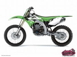 Kit Déco Moto Cross Assault Kawasaki 125 KX