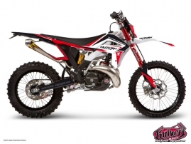 GASGAS 125 EC Dirt Bike Assault Graphic Kit