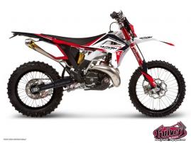 Kit Déco Moto Cross Assault Gasgas 125 EC