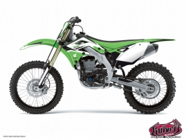 Kit Déco Moto Cross Assault Kawasaki 250 KXF