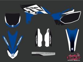 Kit Déco Moto Cross Assault Yamaha 250 YZF
