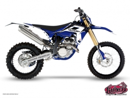 Sherco 450 SEF R Dirt Bike Assault Graphic Kit