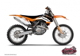 Kit Déco Moto Cross Assault KTM 65 SX