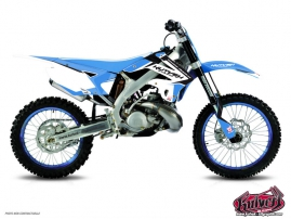 TM EN 250 Dirt Bike Assault Graphic Kit