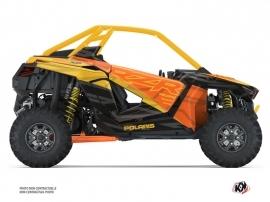 Kit Déco SSV Baja Polaris RZR PRO XP Orange