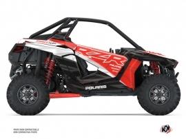 Kit Déco SSV Baja Polaris RZR PRO XP Rouge