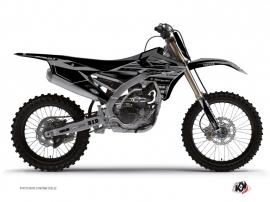 Kit Déco Moto Cross Black Matte Yamaha 250 YZF Noir