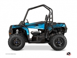 Kit Déco SSV Blade Polaris ACE 325-570-900 Bleu