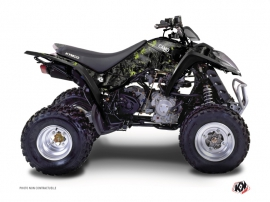 Kymco 250 MAXXER ATV Camo Graphic Kit Black Green