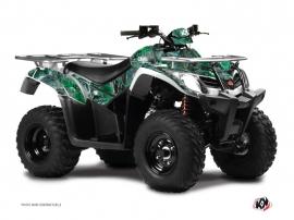 Kit Déco Quad Camo Kymco 250-300 MXU Vert