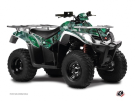Kit Déco Quad Camo Kymco 300 MXU R Vert