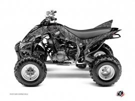 Kit Déco Quad Camo Yamaha 350 Raptor Gris