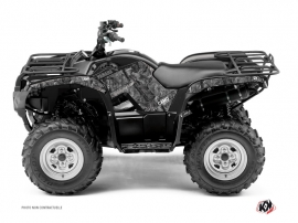 Yamaha 450 Grizzly ATV Camo Graphic Kit Grey