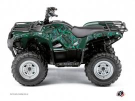 Kit Déco Quad Camo Yamaha 450 Grizzly Vert