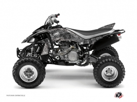 Kit Déco Quad Camo Yamaha 450 YFZ Gris