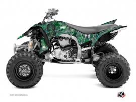 Kit Déco Quad Camo Yamaha 450 YFZ R Vert