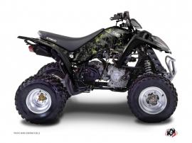 Kit Déco Quad Camo Kymco 50-90 MAXXER Noir Vert