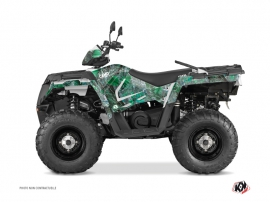 Kit Déco Quad Camo Polaris 570 Sportsman Forest Vert