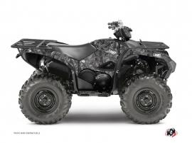Kit Déco Quad Camo Yamaha 700-708 Grizzly Gris
