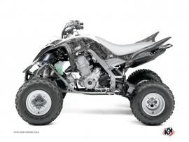 Kit Déco Quad Camo Yamaha 700 Raptor Gris