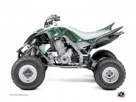 Kit Déco Quad Camo Yamaha 700 Raptor Vert