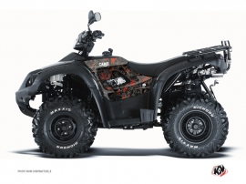 TGB Blade 1000 V-TWIN ATV Camo Graphic Kit Black Red