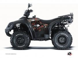 Kit Déco Quad Camo TGB Blade 1000 V-TWIN Noir Rouge