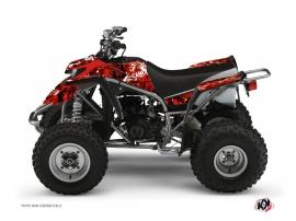 Kit Déco Quad Camo Yamaha Blaster Rouge
