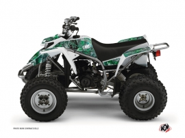 Yamaha Blaster ATV Camo Graphic Kit Green